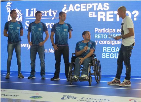 Liberty Challenge Race