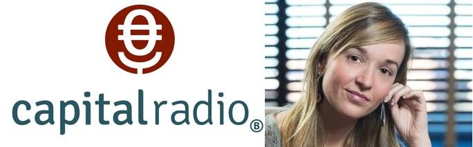 Irene en capital radio