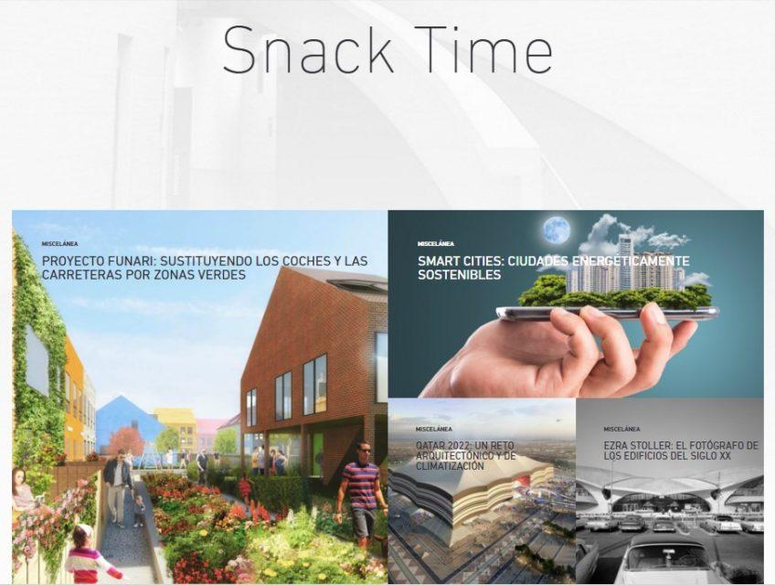 """J. C. Hitachi Air Conditioning Company escoge a Evercom para gestionar su plataforma de contenido """"Snack Time"""""""