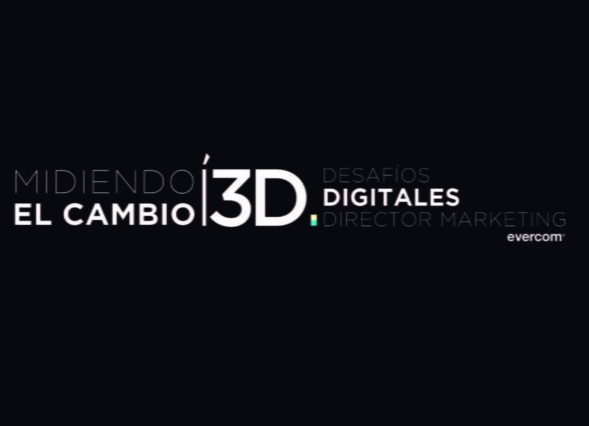 II Edición Estudio I3D, Desafíos Dgitales del Director de Marketing