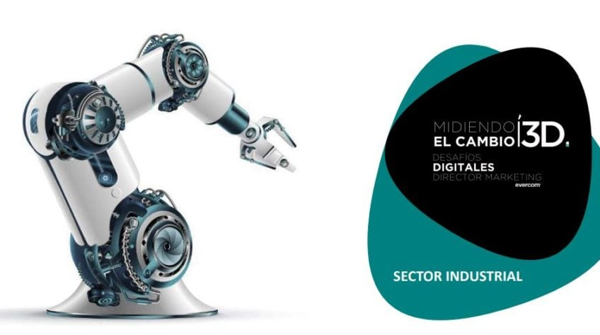 La digitalización del marketing en el sector industrial alcanza los 48 puntos sobre 100