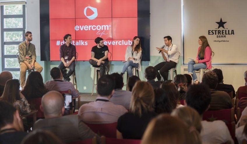 Evercom reúne a más de 40 empresas para debatir sobre estrategias de éxito en redes sociales