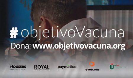Evercom y otras cuatro empresas españolas se unen para poner en marcha la campaña #ObjetivoVacuna
