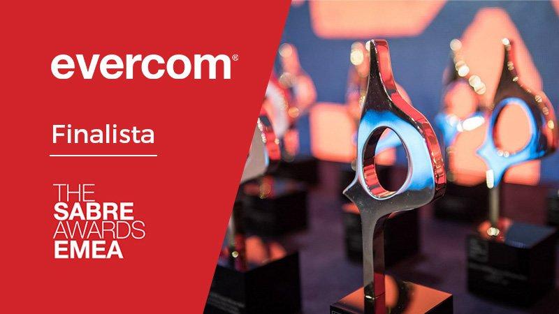 Finalistas en los SABRE Awards EMEA