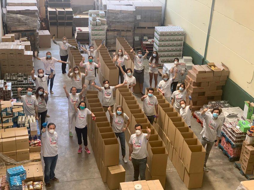 Evercom se suma a la iniciativa solidaria Family Meals
