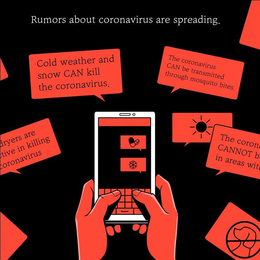 COVID19   Las Fake News en tiempos de pandemia