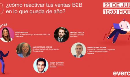Planificación a corto plazo, creatividad y cercanía, claves para el nuevo enfoque del marketing B2B