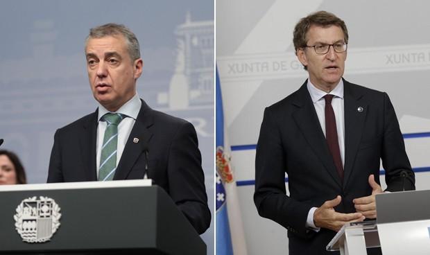Informe: Elecciones autonómicas en Galicia y País Vasco